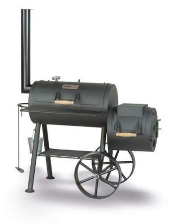 BBQ - Smoker TRADITION 6 - SMOKY FUN