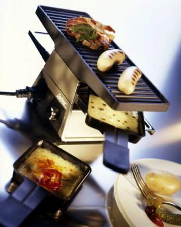 Raclette 2+ firmy Spring